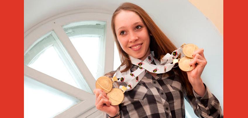 Биатлонистка из Удмуртии Ульяна Кайшева на этапе Кубка Европы вновь остановилась в шаге от пьедестала
