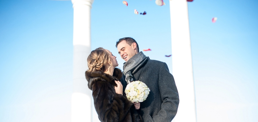 Ижевские свадьбы: Влюбилась в хорвата