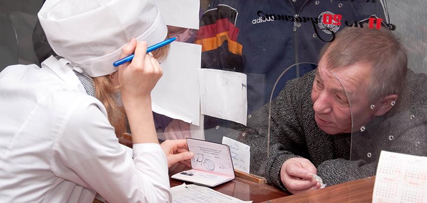 Первая смерть от свиного гриппа в Удмуртии: мужчина решил лечиться дома