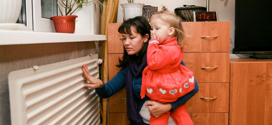 Режим чрезвычайной ситуации введен в Ижевске из-за проблем с отоплением и ГВС