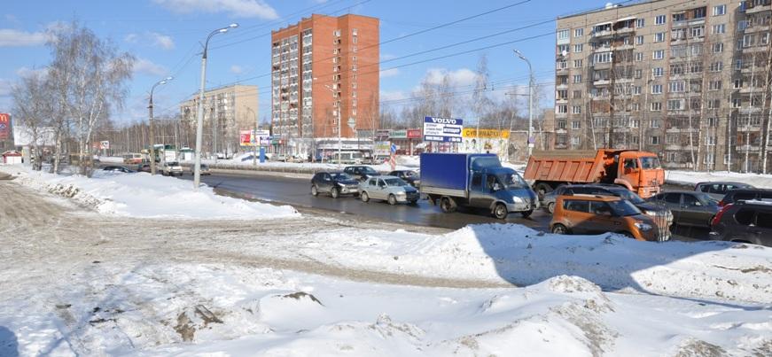В Ижевске из-за ремонта водопровода перекроют улицу Удмуртскую