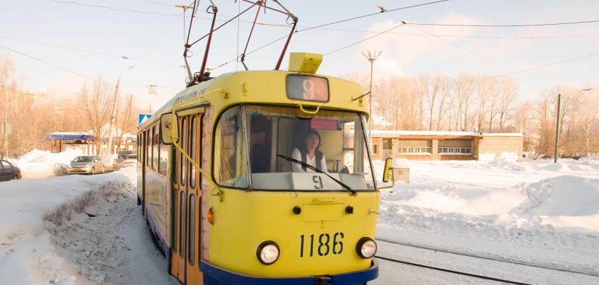 Ижевчане назвали общественный городской транспорт лучшим в России