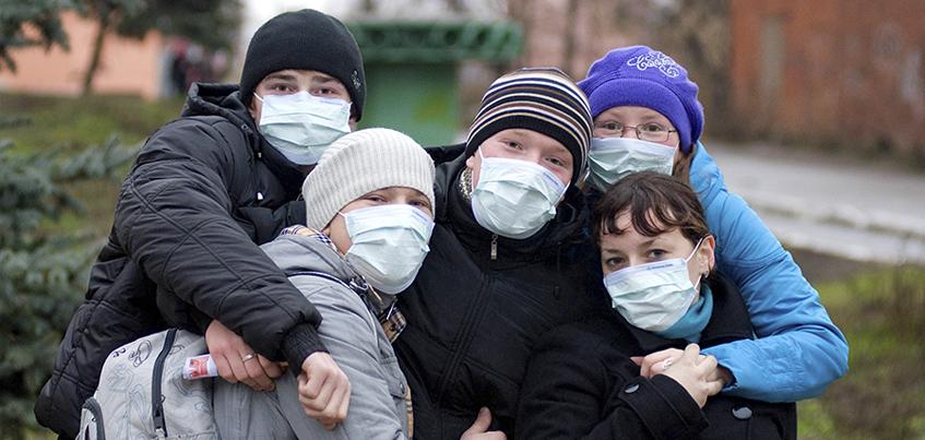 В некоторых детских садах и школах Удмуртии ввели карантин из-за эпидемии гриппа и ОРВИ