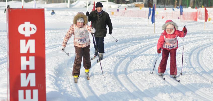 В Удмуртии 13-14 февраля пройдет всероссийская зимняя гонка «Лыжня России»