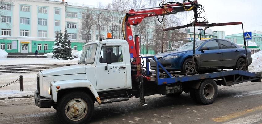 В Удмуртии судебные приставы продадут 5 арестованных автомобилей должников