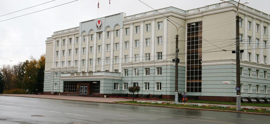 Владимир Разумков назначен на должность министра промышленности и торговли Удмуртии