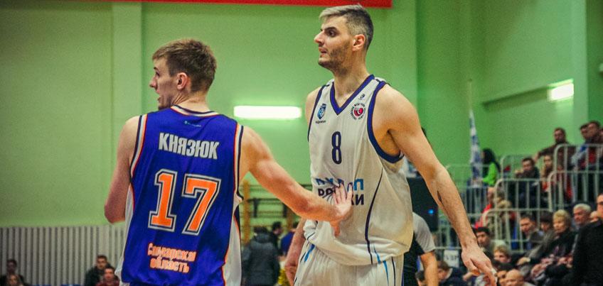 Баскетбольный клуб «Купол-Родники» лишился лидеров команды
