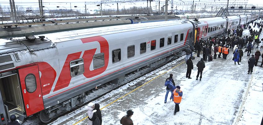 В Ижевске окажут помощь пассажирам поездов, заболевшим гриппом в пути