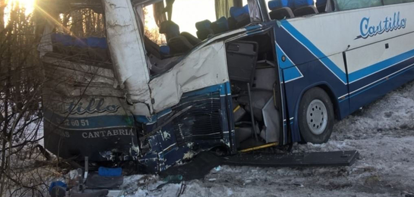 В аварии под Выборгом пострадала жительница Удмуртии
