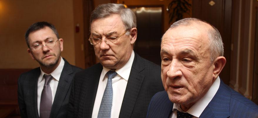 Приезд в Ижевск Бориса Вайнзихера и антикоррупционный закон для депутатов