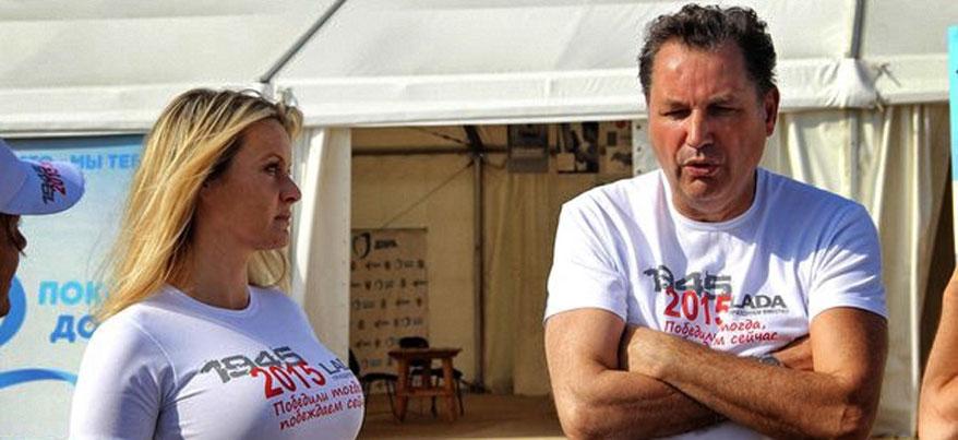 Президент «АвтоВАЗа» Бу Андерссон уволил свою жену