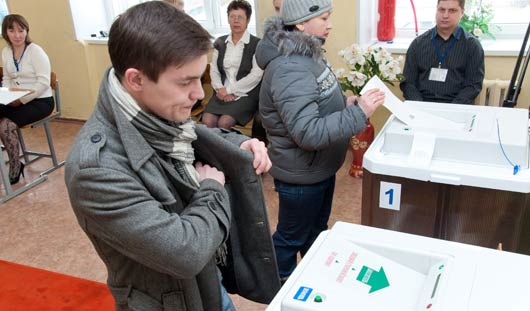 Проголосовать за Главу Удмуртии жители региона смогут раньше срока
