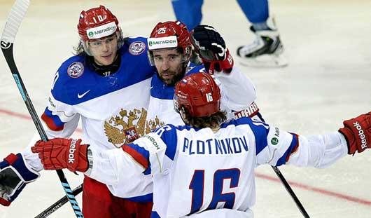 Россия проведет последний матч группового этапа со сборной Белоруссии