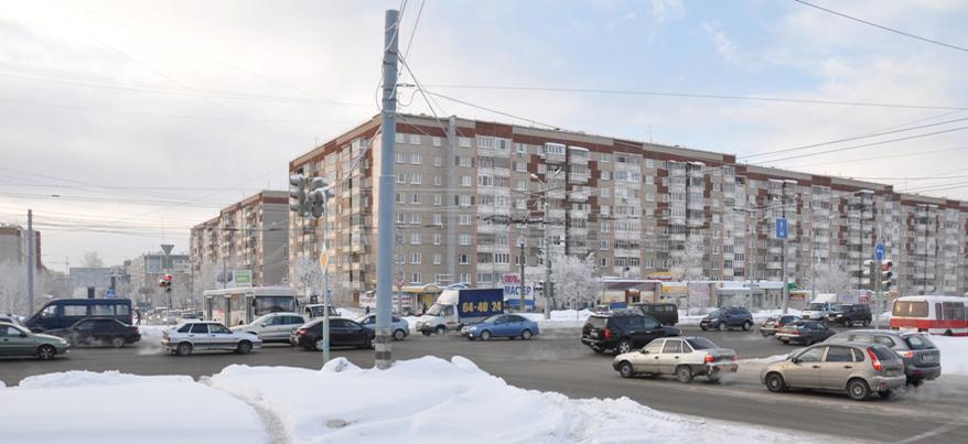 В Ижевске на улице Удмуртской на ночь ограничат движение