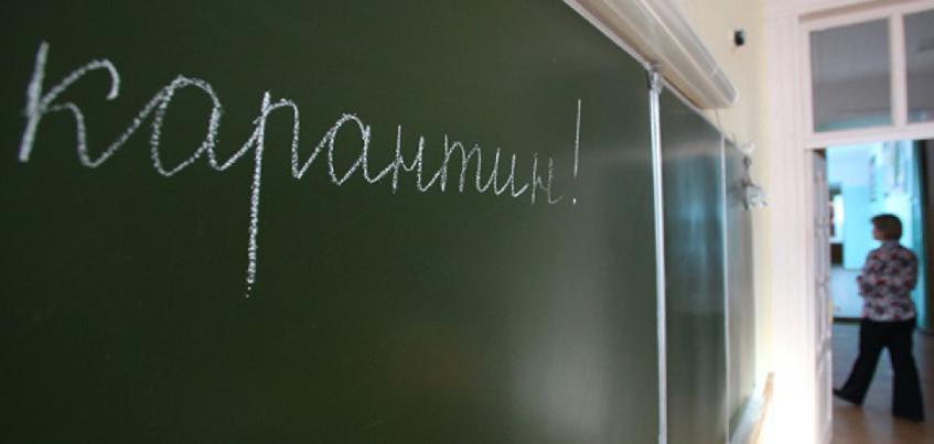 Школы в Глазове закрылись на карантин из-за эпидемии ОРВИ и гриппа