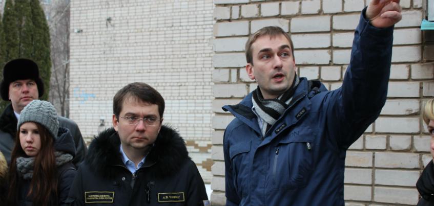 Глава Жилинспекции России Андрей Чибис: «От имени всех коммунальщиков прошу прощения перед жителями Ижевска»