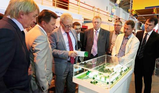 Выставка «Город XXI века» торжественно открылась в Ижевске