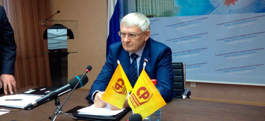 Депутат Госдумы предложил провести все выборы в Удмуртии в один день