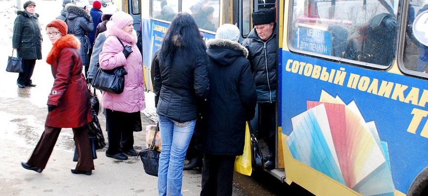 Пенсионерам в Удмуртии вернут безлимитные социальные проездные с 1 марта 2016 года