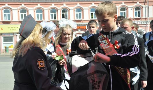 23 мая в магазинах около Летнего сада в Ижевске не будут продавать алкоголь
