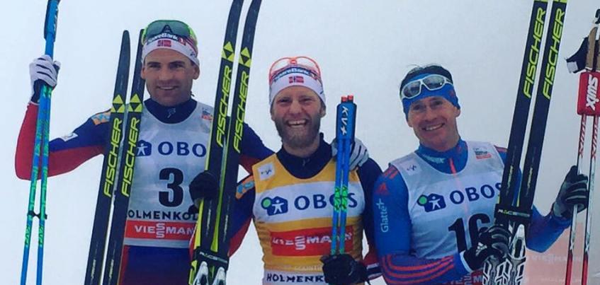 Лыжник из Удмуртии Максим Вылегжанин выиграл «бронзу» в марафоне на этапе Кубка мира