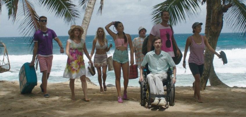 На канале ТНТ-Новый Регион стартует новый комедийный сериал «Остров»