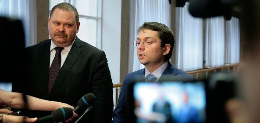 Приезд Чибиса и встреча Главы Удмуртии с Путиным