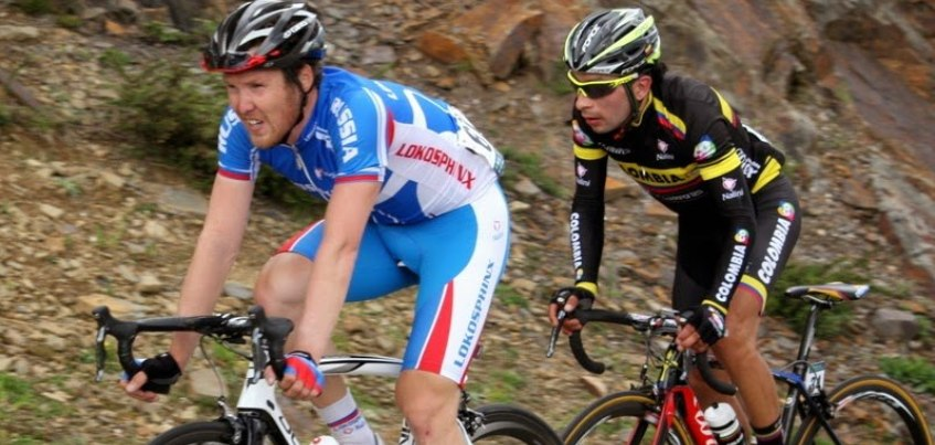 Удмуртский велогонщик Александр Порсев финишировал третьим на этапе испанской многодневки «Вуэльта Региона Валенсия»