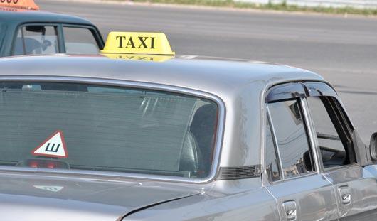Ижевский таксист устроил погоню, когда в салоне авто находились пассажиры