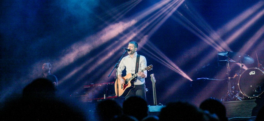 Ижевчане на концерте группы Сплин пели нецензурные выражения вместо Александра Васильева