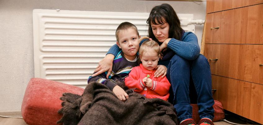 В Ижевске отменили режим чрезвычайной ситуации из-за отопления