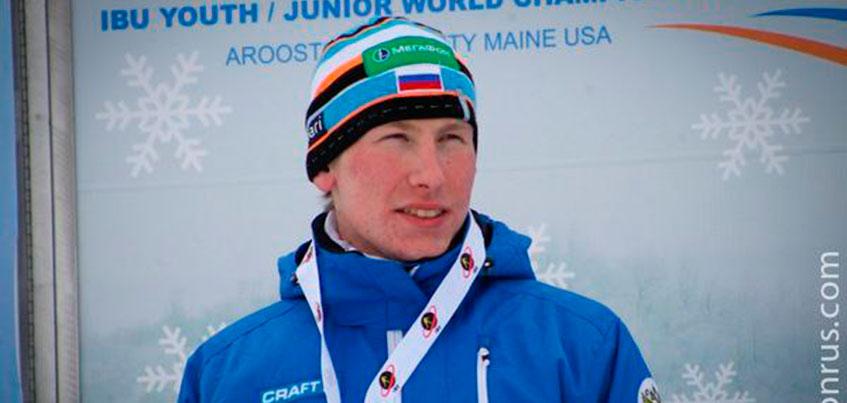 Ижевчанин Александр Поварницин пришел 28-м в спринте на этапе Кубка Мира по биатлону