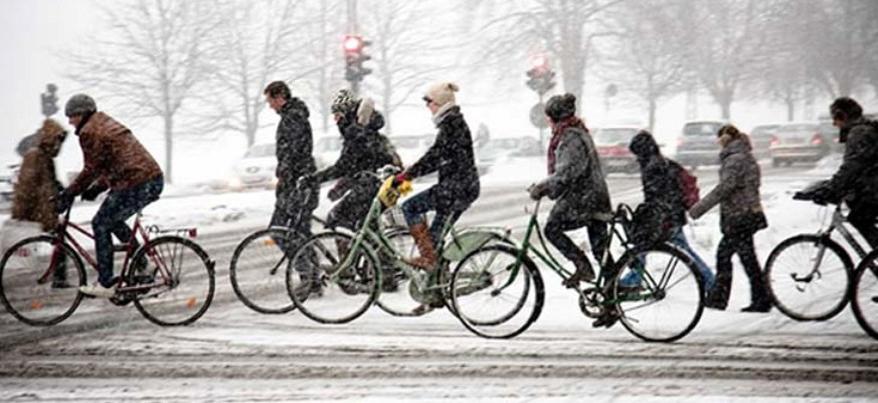 В Ижевске пройдет зимний велопарад