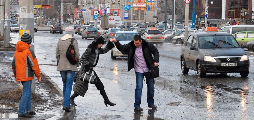 Спасатели начали подготовку к весеннему паводку в Ижевске