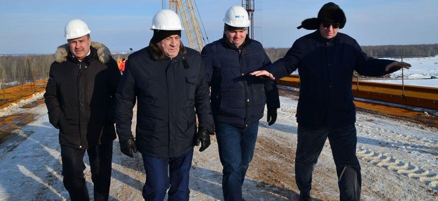 Разрыв договора аренды с УКСом и строительство моста через Каму