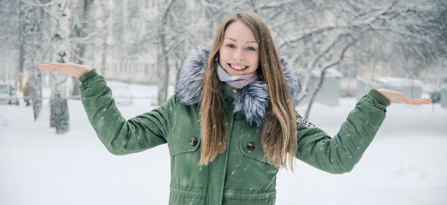 На неделе в Ижевск вернется снежная погода