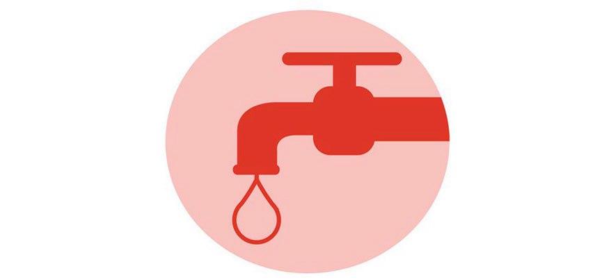 В Ижевске 10 домов и школа останутся без холодной воды
