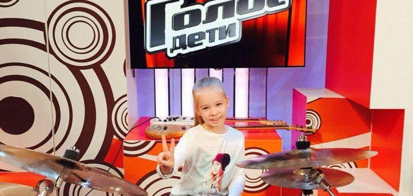 Юная ижевчанка попала на третий сезон шоу «Голос»