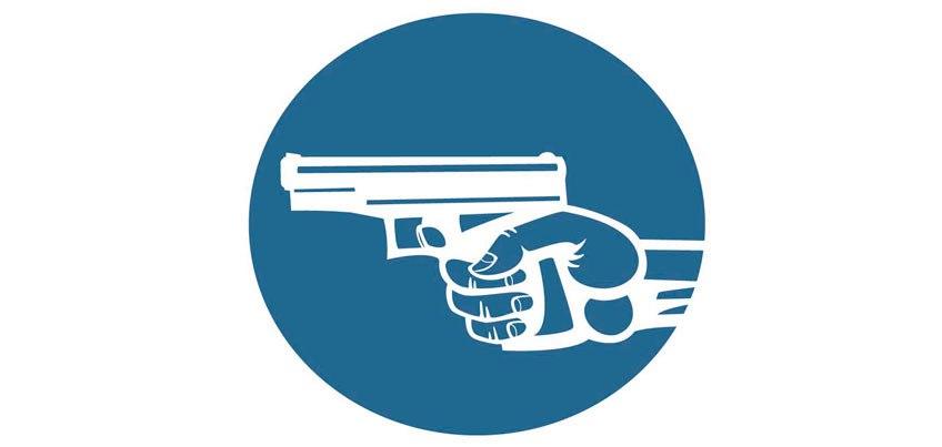 В Удмуртии сотрудники ДПС 12 раз выстрелили по колесам, чтобы остановить «Оку»