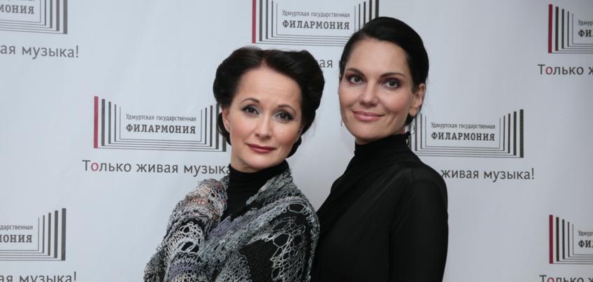 Известная певица Нина Шацкая научилась в Ижевске лепить пельмени