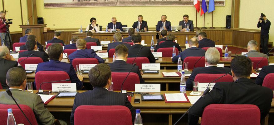 Глава Ижевска назвал претендентов на должности своих замов