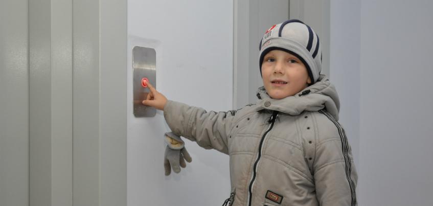 В ижевских домах, которые обслуживает «СпДУ», включат лифты