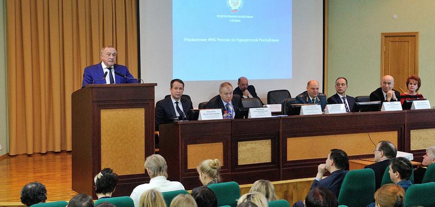 Бюджет Удмуртии недополучил 2,6 млрд рублей в 2015 году