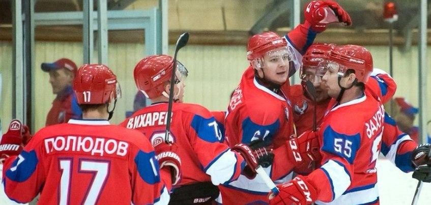 Хоккеисты «Ижстали» заняли 10 место по итогам регулярного чемпионата ВХЛ