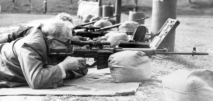 96 лет со дня рождения Евгения Драгунова: объясняем, почему СВД стала лучшей винтовкой страны