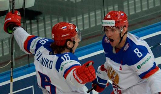 В четвертьфинале чемпионата мира по хоккею Россия сыграет с Францией