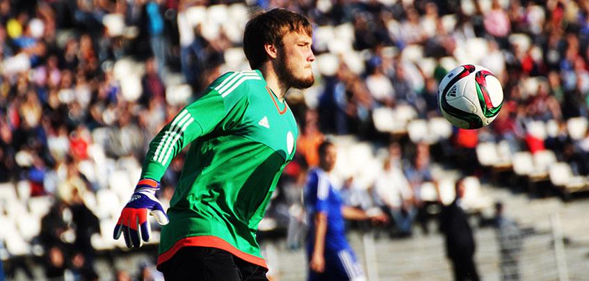 Вратарь из ижевского «Зенита» перешел в команду «Ростов»
