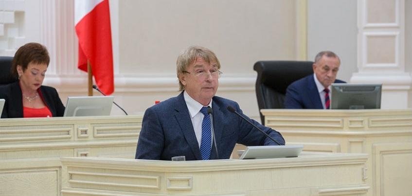 Валерий Бузилов зарегистрировался на праймериз «Единой России» в Удмуртии