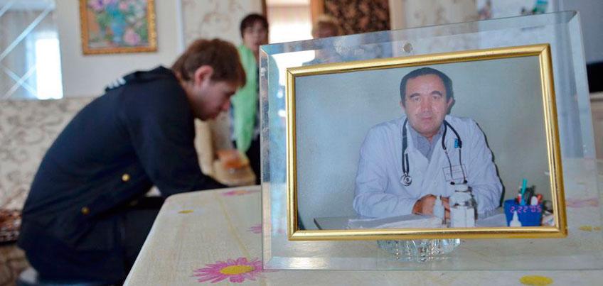 25 ножевых ранений: дедушку убили на глазах 4-летнего мальчика из Ижевска