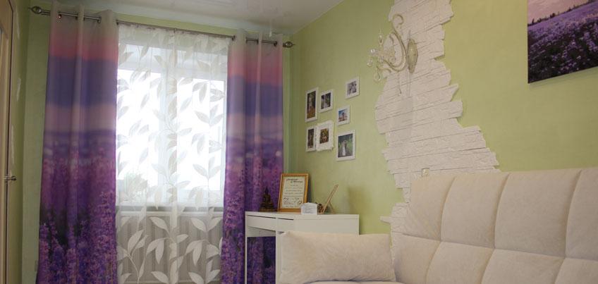 Красивые квартиры Ижевска: как визуально расширить пространство спальни
